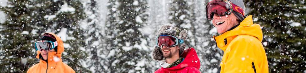 Mascaras de snow