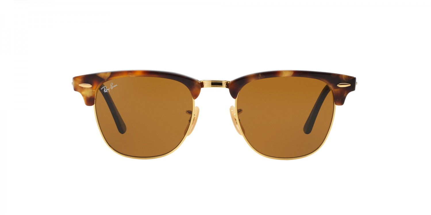 Ray Ban Clubmaster Fleck Havana Collection RB3016 1160