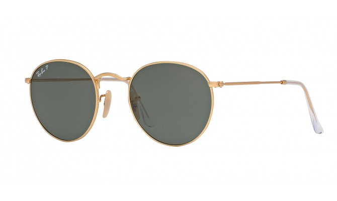Ray-Ban ® Round Metal RB3447-112/58