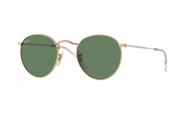 Ray-Ban ® Round Metal RB3447-001