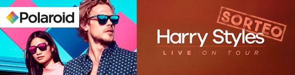 Polaroid Harry Styles